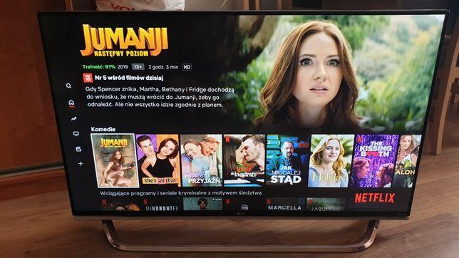 Telewizor 4K UHD 3D SMART TV Super stan !!!