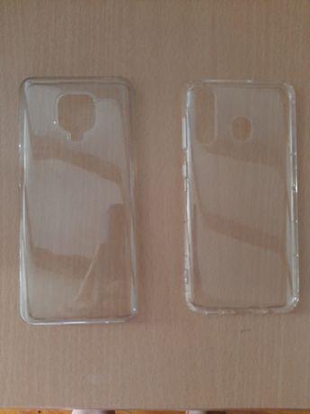Capa protetora de smartphone transparente - 2 unidades