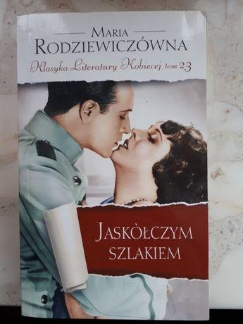 Jaskółczym Szlakiem Maria Radziewiczówna nowa książka