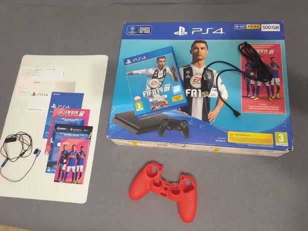 Konsola Sony Playstation 4 HDR 500GB
