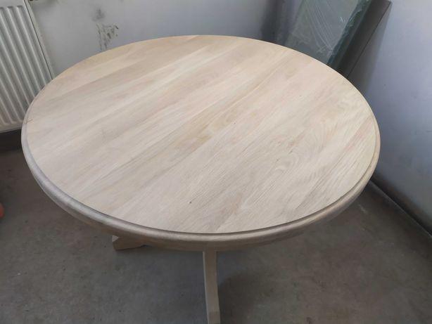 стіл дубовий журнальний