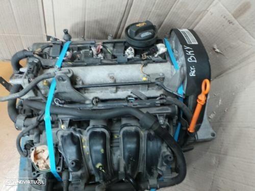 Motor Volkswagen Polo (9N_)