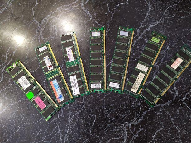Оперативна пам'ять 256 мб ddr-400 mhz-cl3
