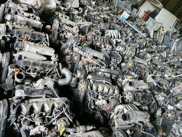 Двигатель 2.4 AAB Volkswagen Transporter T 4 Фольксваген Т 4.