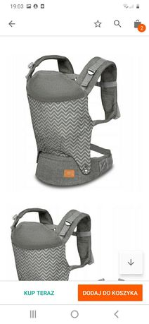 Nosidlo ergonomiczne
