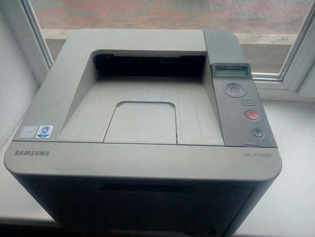 Принтер Sancung 3710dn сетевой, двусторонняя печать,картридж 10000 стр
