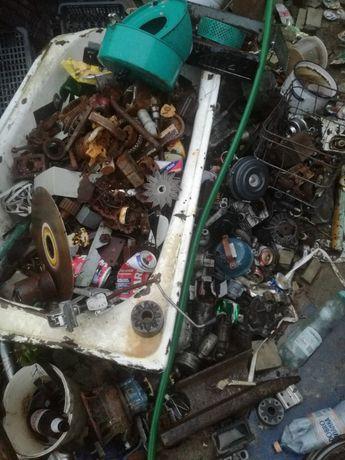 Odbiór złomu metali kolorowych złom wywóz porządki rozbiórka skup
