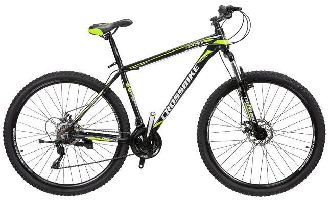 """Горный алюминиевый велосипед 27,5"""" на 17 и 19 раме CROSS LEADER/Shark"""