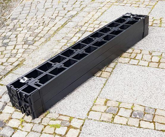 Obrzeże trawnikowe 45mm bord palisada border obrzeża
