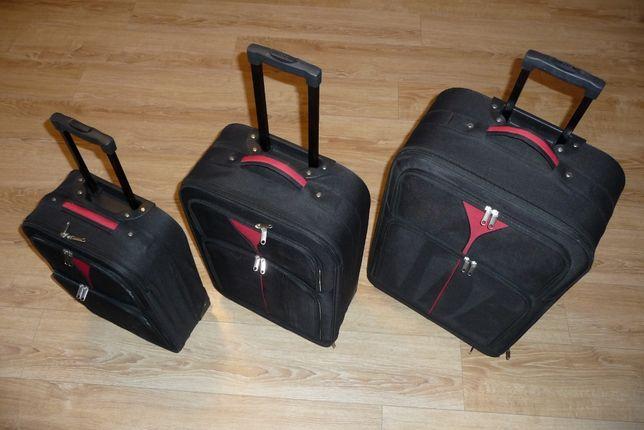 Walizka podróżna - duża XL - na kółkach