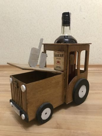 Мини бар трактор (ручная работа)