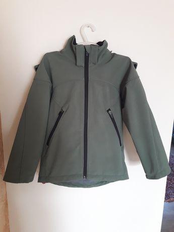 H&M, 116 rozmiar, kurtka chłopięca.
