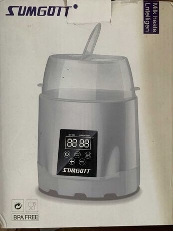 Подогреватель молока, каш  и стерилизатор 5в 1  SUMGOTT Германия