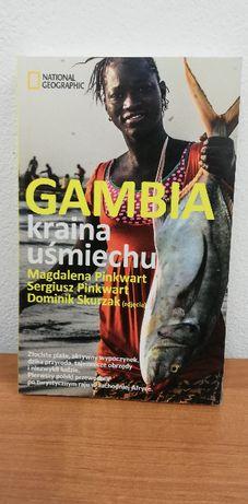 Gambia kraina uśmiechu - M.Pinkwart, D.Skurzak