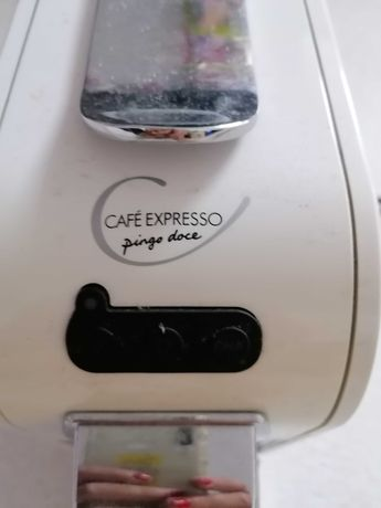 Máquina de café Pingo doce.