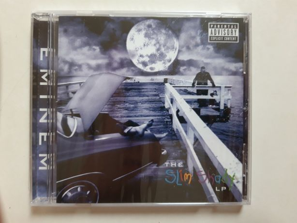 Eminem - The Slim Shady LP (CD)