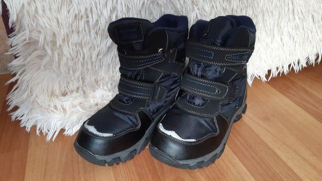 Ботинки для мальчика. 36 размер.Стелька 23.3 см