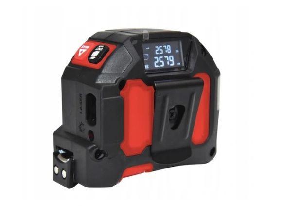 DALMIERZ laserowy z miarą zwijaną 5M PRO DL-40M5