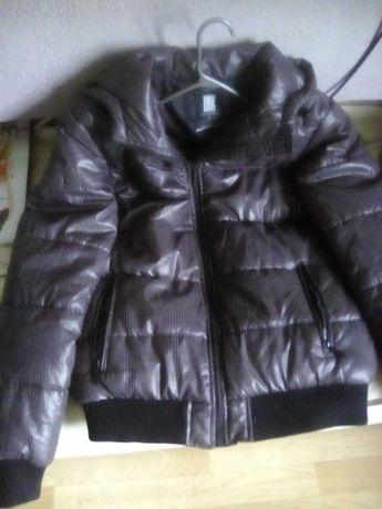 Курточка теплая на синтепоне 48-50 р.
