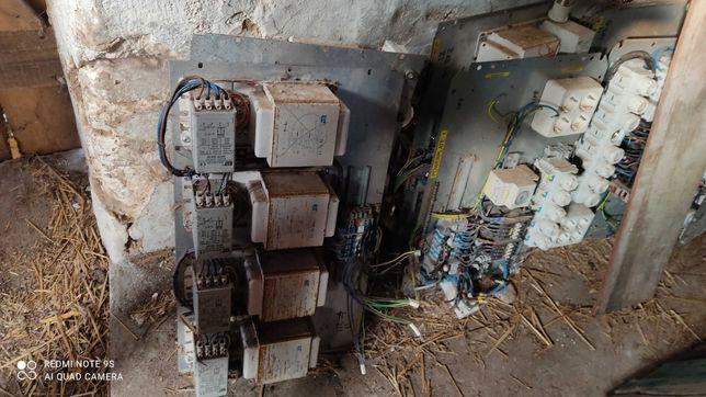 Tablice elektryczne