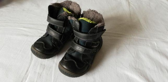 Ciepłe buty zimowe 25