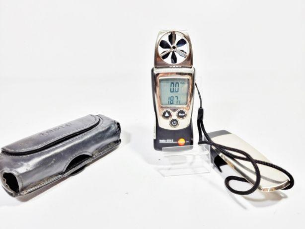 Anemometr wiatraczkowy TESTO 410-2 lombard-pl