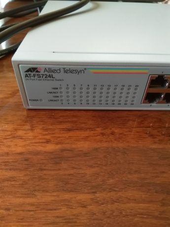 Продам сетевой комутатор Allied Telesyn AT-FS724L
