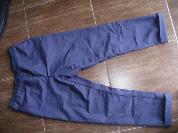 Spodnie na apel dla chłopca roz.134