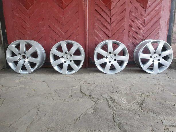 Комплект титанових дисків R16 Alutec BMW 5 на 120