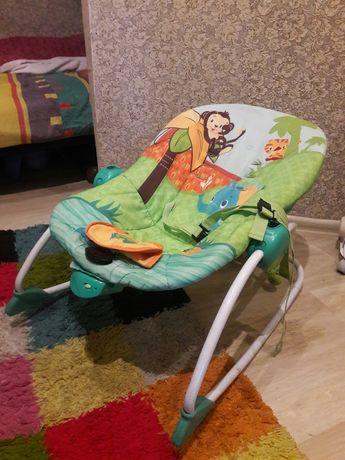 Продаю крісло - гойдалку Bright Starts