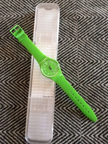 Relógio verde - Swatch ORIGINAL