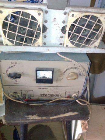 Вентилятор УАД 32-2, ВП 1