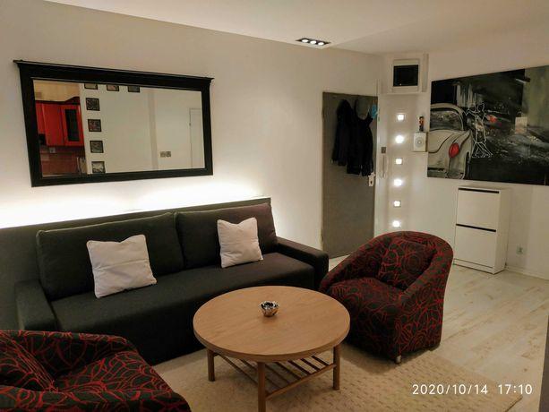 stylowo zaaranżowane mieszkanie 2 pokoje wynajem