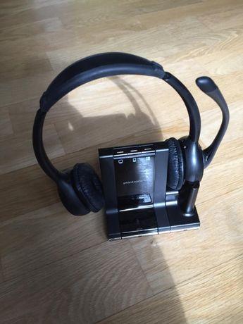 Słuchawki z mikrofonem Plantronics Savi 720-M