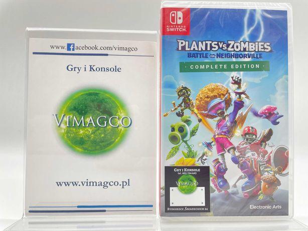 Plants vs Zombies Nintendo Switch Sklep Vimagco Bydgoszcz PROMOCJA