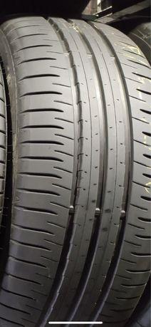 666 Как новые шины 19года 7.2мм R18 215/55 Dunlop Кашкай B7 B8 Camry