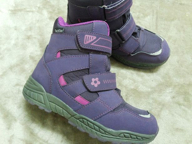 Ботинки,сапоги термо осень -зима дев.TECH TEX Индонезии