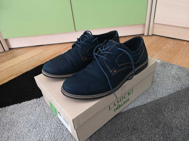 Buty chłopięce LASOCKI rozmiar 35