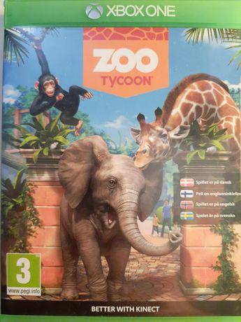 Gra Xbox One Zoo Tycoon Kinect