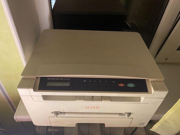 МФУ Хerox workcentre 3119