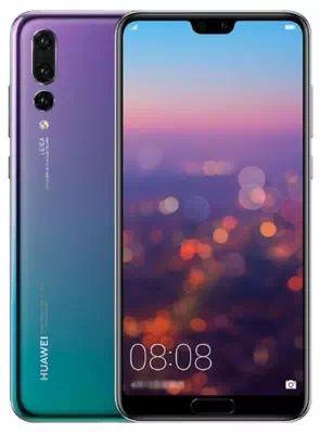 Huawei P20 Pro, a funcionar em pleno