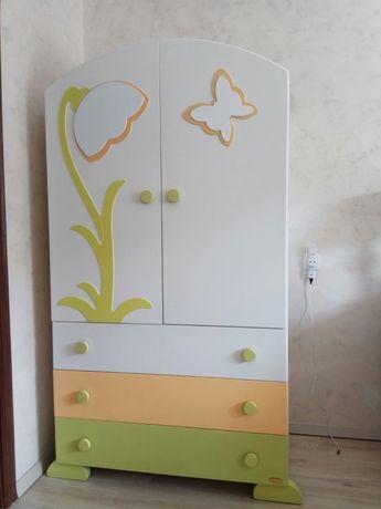 Мебель Erbesi для детской комнаты.