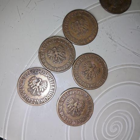 Monety 5zł z 1977