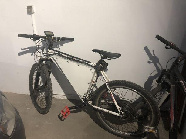 Rower elektryczny ebike Kross level A2 60V 72 km/h 150 km