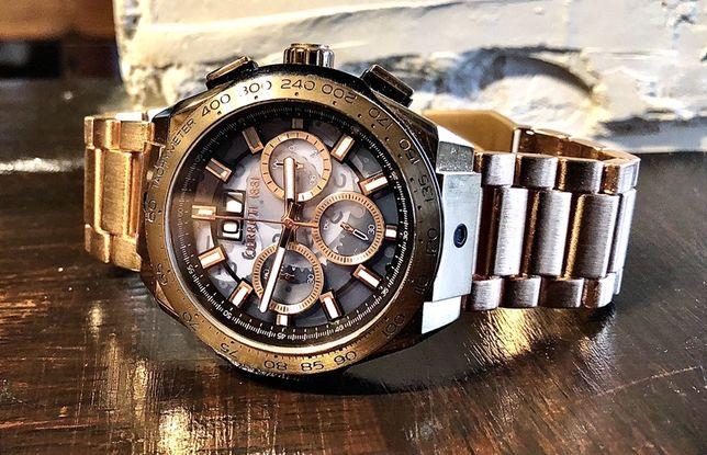Duzy meski zegarek Cerruti