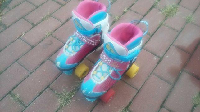 Rolki buty uzywane