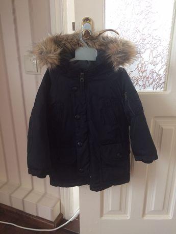 Продам зимнюю куртку парку Gap