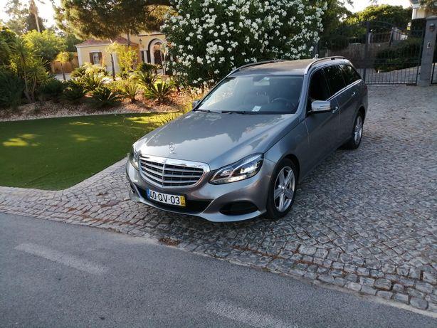 Mercedes classe E 220 cdi auto