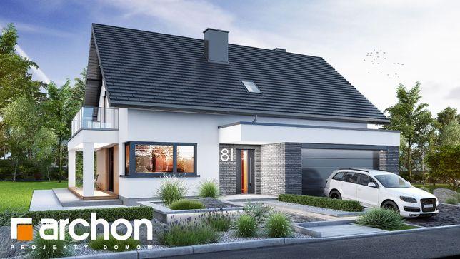Projekty domów - NAJTANIEJ !!! - Archon, Murator, Archeton, Z500, itp.