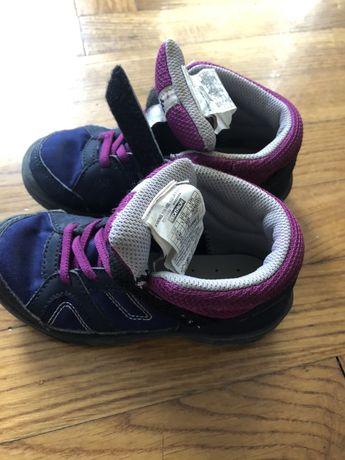 Buty gorskie dla dziewczynki